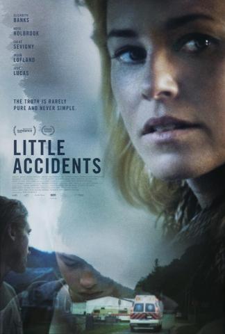 плакат фильма постер Маленькие происшествия*