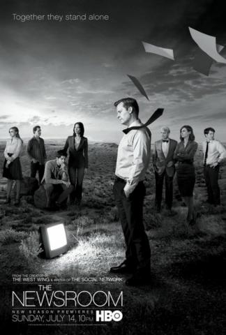 плакат фильма постер Служба новостей