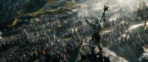 кадр №201648 из фильма Хоббит: Битва пяти воинств