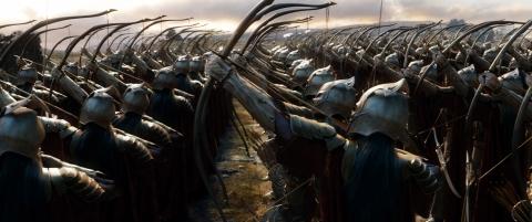 кадр №201650 из фильма Хоббит: Битва пяти воинств