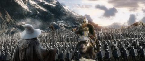 кадр №201653 из фильма Хоббит: Битва пяти воинств