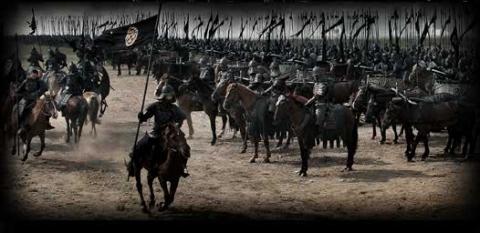 кадр №20208 из фильма Императрица и воины