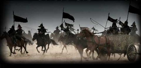 кадр №20210 из фильма Императрица и воины