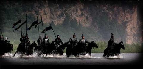 кадр №20211 из фильма Императрица и воины