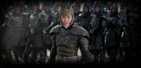 кадр №20213 из фильма Императрица и воины