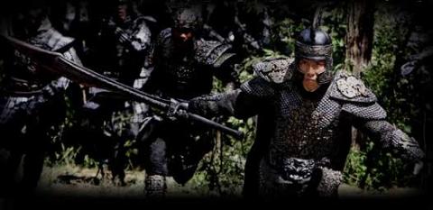 кадр №20214 из фильма Императрица и воины