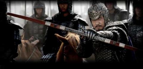 кадр №20215 из фильма Императрица и воины