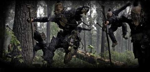кадр №20218 из фильма Императрица и воины