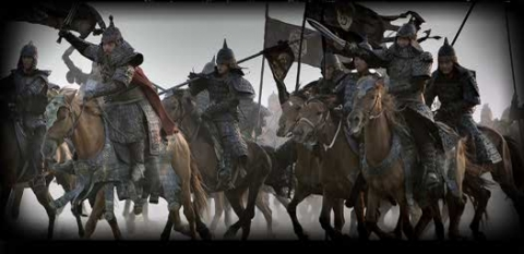 кадр №20219 из фильма Императрица и воины