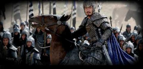 кадр №20220 из фильма Императрица и воины