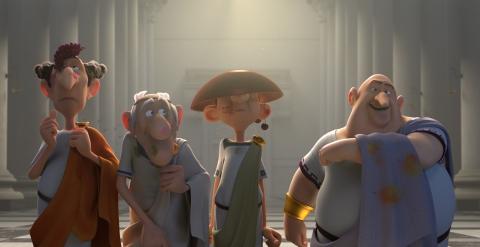 кадр №202323 из фильма Астерикс: Земля Богов
