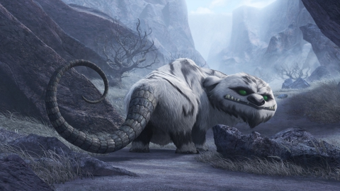 кадр №202365 из фильма Феи: Легенда о чудовище