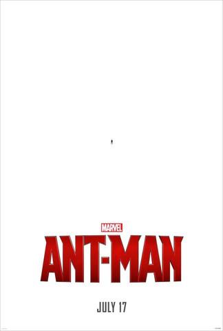 плакат фильма тизер Человек-Муравей