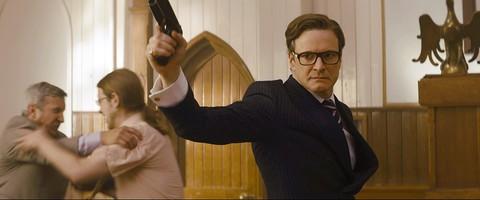 кадр №203029 из фильма Kingsman: Секретная служба