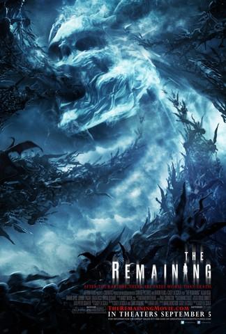 плакат фильма постер Оставшийся