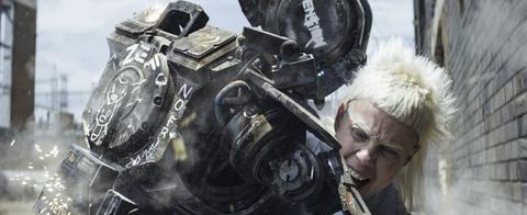 кадр №204327 из фильма Робот по имени Чаппи