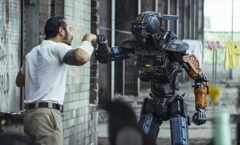 кадр №204328 из фильма Робот по имени Чаппи