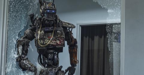 кадр №204329 из фильма Робот по имени Чаппи