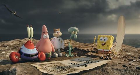 кадр №205290 из фильма Губка Боб в 3D