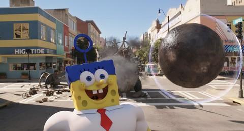 кадр №205291 из фильма Губка Боб в 3D