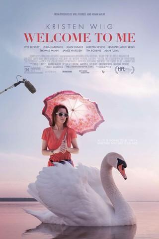 плакат фильма постер Добро пожаловать ко мне*