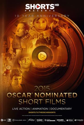 плакат фильма постер Oscar Shorts 2015. Анимация
