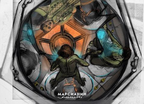 кадр №206335 из фильма Марсианин