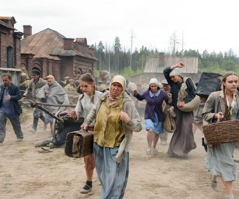 кадр №207251 из фильма Дорога на Берлин