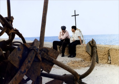 кадр №207632 из фильма Новый кинотеатр «Парадизо»