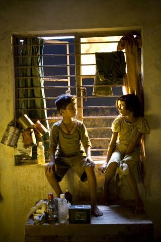кадр №20765 из фильма Миллионер из трущоб
