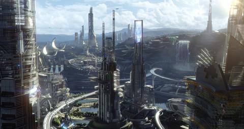кадр №207705 из фильма Земля будущего
