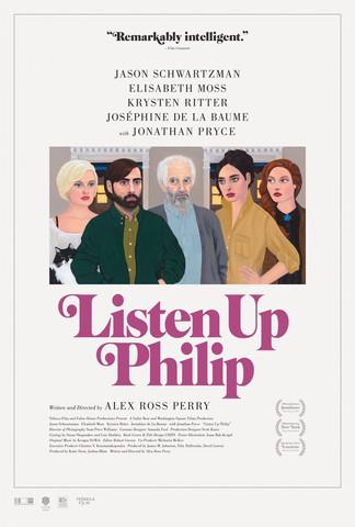 плакат фильма постер Послушай, Филип*