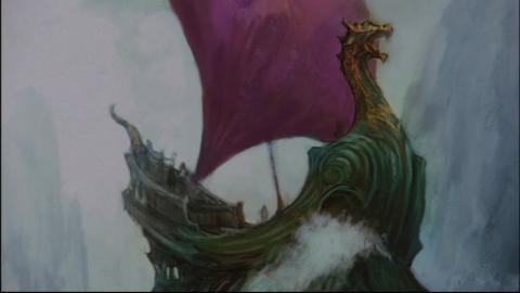 концепт-арты Хроники Нарнии: Покоритель зари