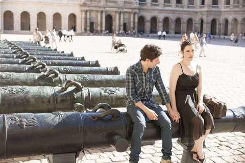 кадр №208320 из фильма Не видать нам Париж, как своих ушей