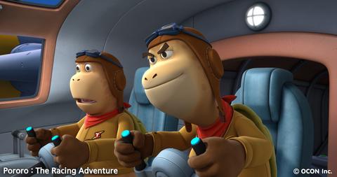 кадр №209551 из фильма Пингвиненок Пороро: Большие гонки
