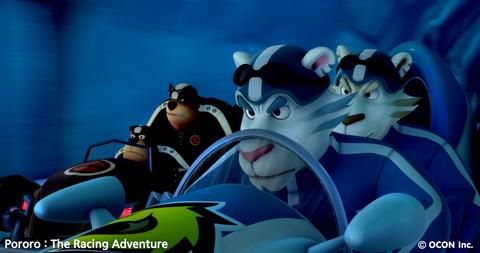 кадр №209554 из фильма Пингвиненок Пороро: Большие гонки