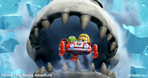 кадр №209555 из фильма Пингвиненок Пороро: Большие гонки