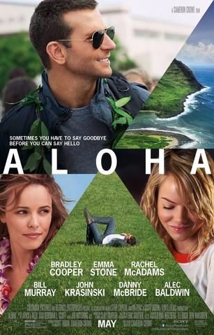 плакат фильма постер Алоха