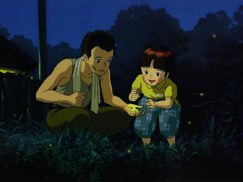 кадр №209997 из фильма Могила светлячков