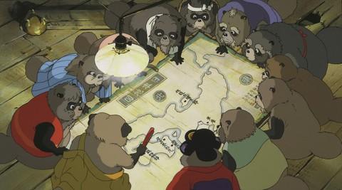 кадр №210024 из фильма Помпоко: Война тануки в период Хэйсэй*