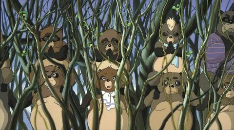 кадр №210035 из фильма Помпоко: Война тануки в период Хэйсэй*