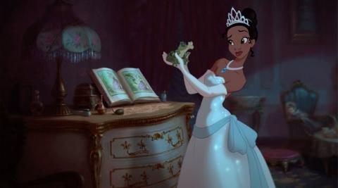 кадр №21051 из фильма Принцесса и лягушка