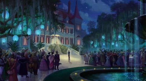 кадр №21057 из фильма Принцесса и лягушка