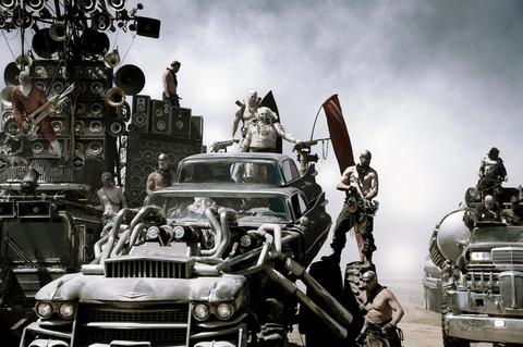 кадр №210612 из фильма Безумный Макс: Дорога ярости