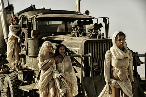 кадр №210613 из фильма Безумный Макс: Дорога ярости