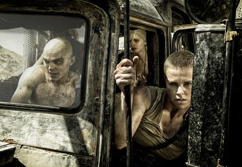 кадр №210620 из фильма Безумный Макс: Дорога ярости