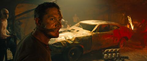 кадр №210621 из фильма Безумный Макс: Дорога ярости