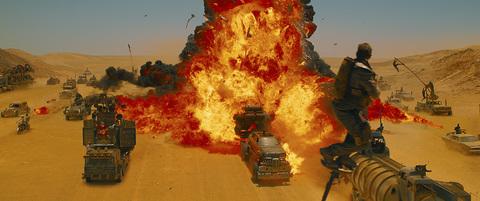 кадр №210625 из фильма Безумный Макс: Дорога ярости