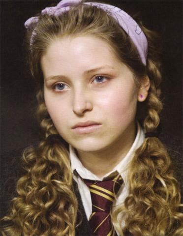кадры из фильма Гарри Поттер и Принц-полукровка Джесси Кейв,