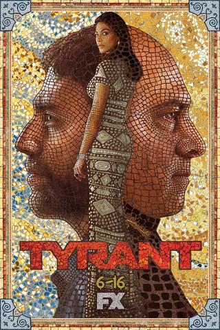 плакат фильма постер Тиран*